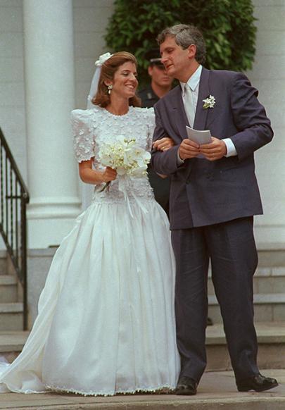 A Kennedy Wedding...