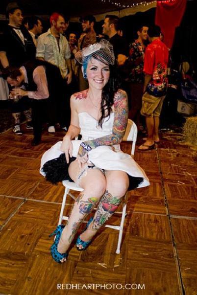 Tattoos Are OffBeat...