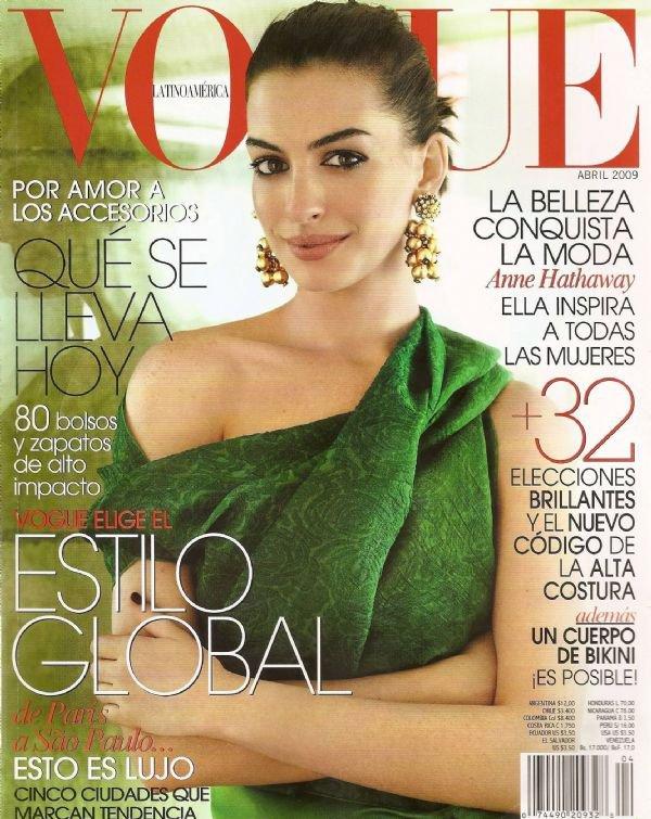 Vogue Latin America 2009