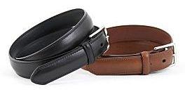 Lauren Smooth Leather Belt
