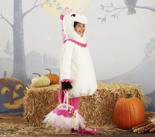 Pottery Barn Kids Unicorn Costume