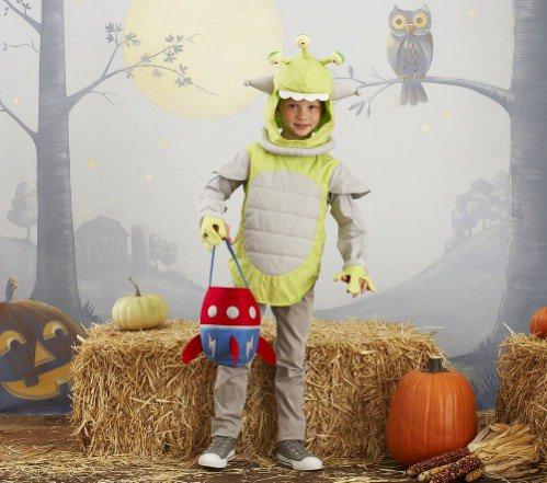 Pottery Barn Kids Alien Costume