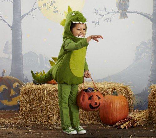 Pottery Barn Kids Dinosaur Costume
