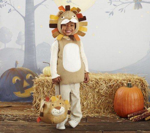 Pottery Barn Kids Lion Costume  sc 1 st  Allwomenstalk & Pottery Barn Kids Lion Costume - 7 Clever Halloween Costumes foru2026