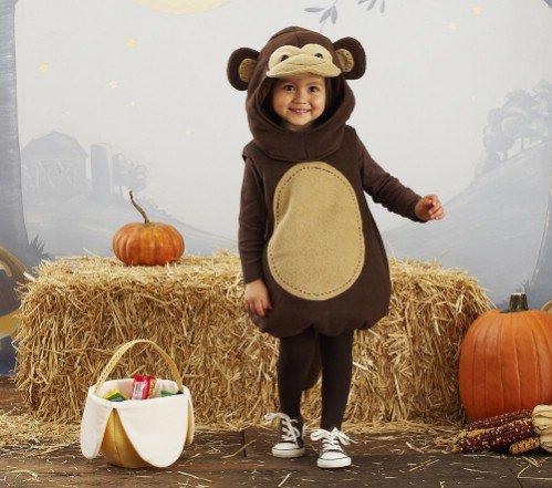 Pottery Barn Kids Monkey Costume