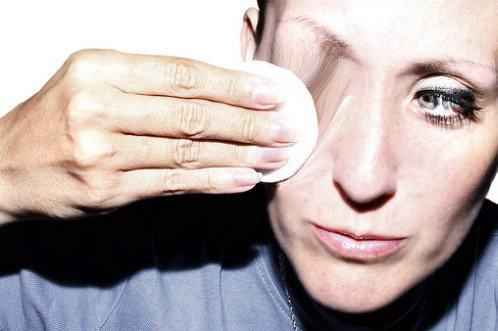Remove Eye Makeup