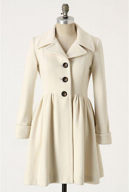 Curtsey Coat