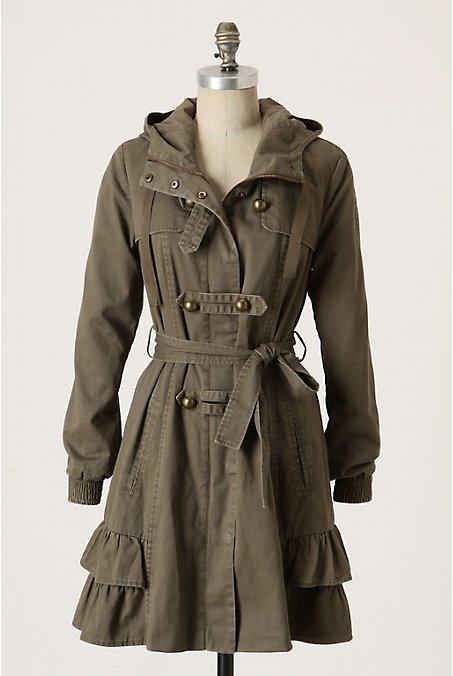 Frill Force Jacket