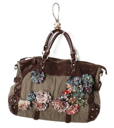 Petal Pouf Bag
