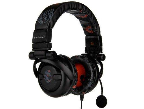 Skullcandy G.I. PS3 Gaming Headset Black
