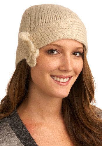 Cozy Posy Hat