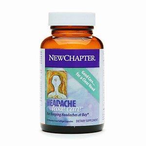 New Chapter Headache Take Care