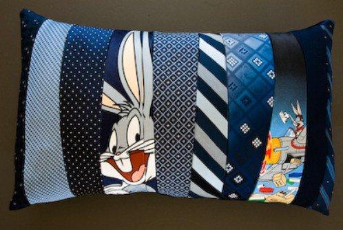 Tie Pillow