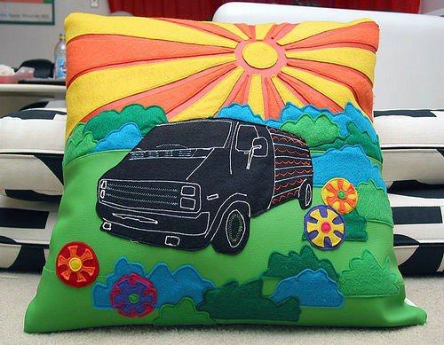 Van Pillow