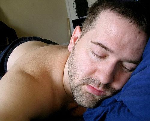 You Sleep All Day