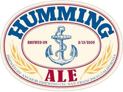 Anchor Steam Humming Ale