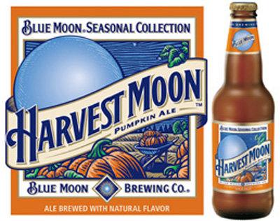Blue Moon Harvest Moon Pumpkin Ale