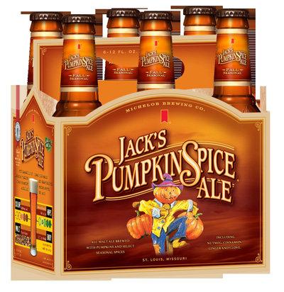 Jack's Pumpkin Spice Ale
