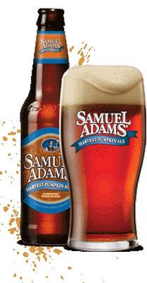 Sam Adams Harvest Pumpkin Ale