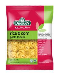 OrgraN Ris'O'Mais Rice & Corn Tortelli