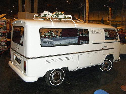 Motorized RV Camper Inspection