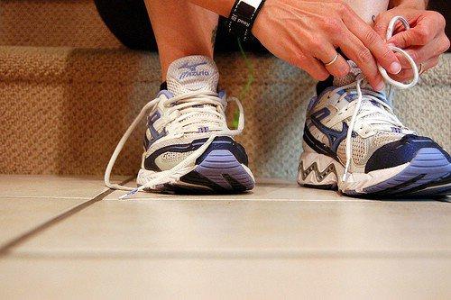 Run or Jog (or Walk)