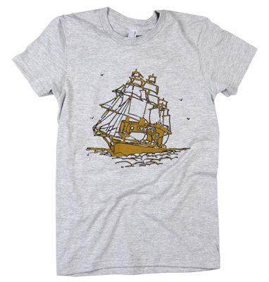 Sewingmaship Ahoy