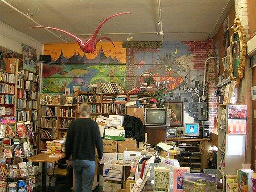Bookshop Credits