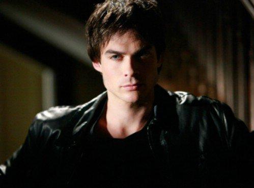 """Damon from """"Vampire Diaries"""""""