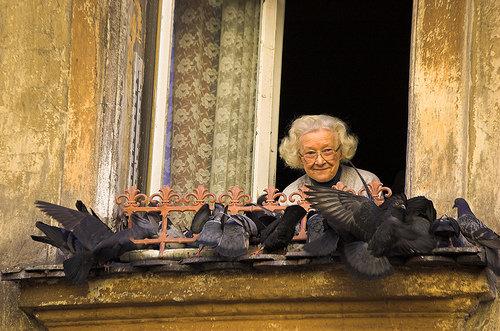 """""""Ummm…Grandma Betty? I Thought We Buried You Last Year!"""""""