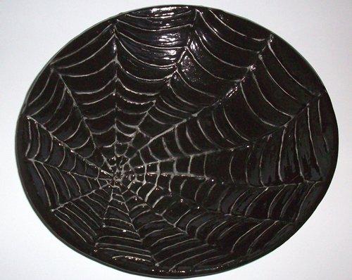 Spider Web Bowl