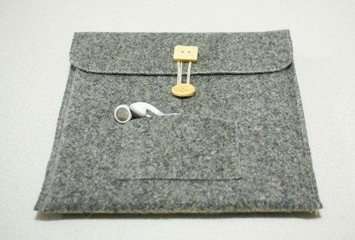 Lemonstory Sleeve in Grey