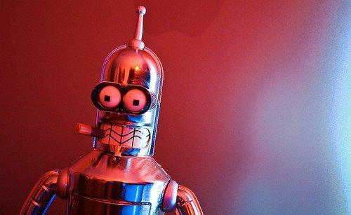 Bender: Futurama