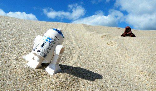 R2D2: Star Wars