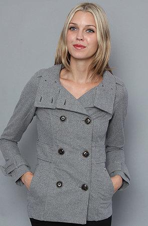 The Bricklane Pea Coat
