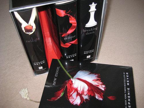 The Twilight Saga, by Stephenie Meyer