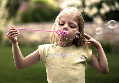 Blow Bubbles
