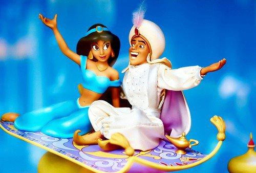 Aladdin's Magic Lamp