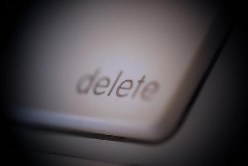 People Immediately Delete Message