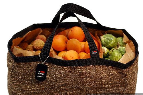 Buy a Few Reusable Bags
