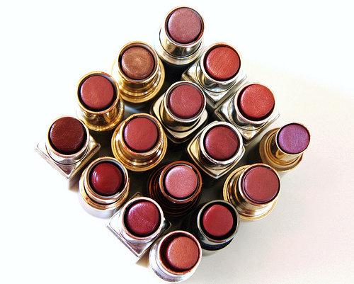 Try Lighter Lipstick