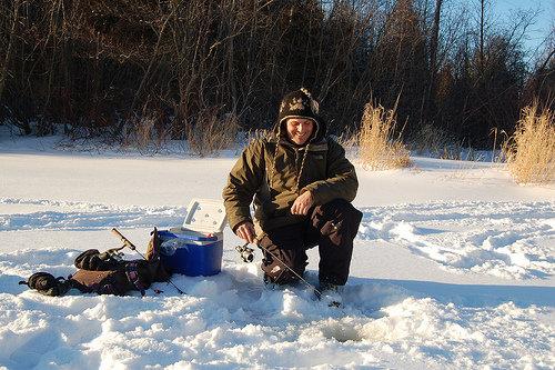 Look for Winter Activities