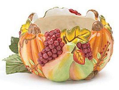 Pumpkin and Fruit Bowl