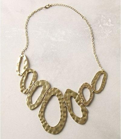 Coalescing Necklace