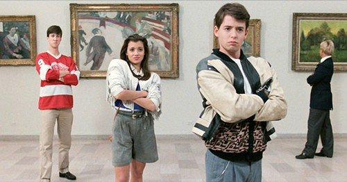 Cameron: Ferris Bueller's Day off