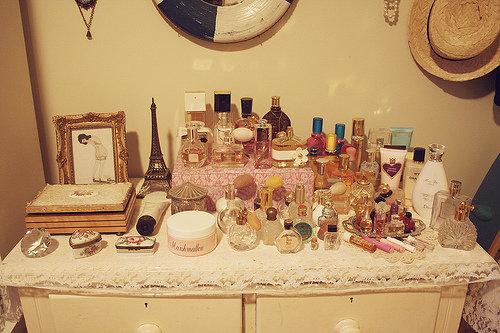 Old Cosmetics