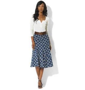 Linen Skirts