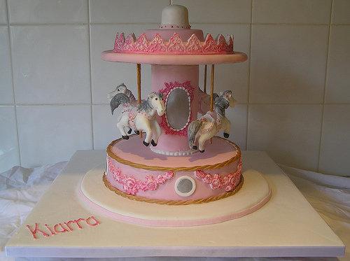 Carousel of Cake