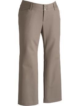 Black (or Khaki) Pants
