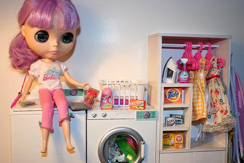 Wash Treated Items